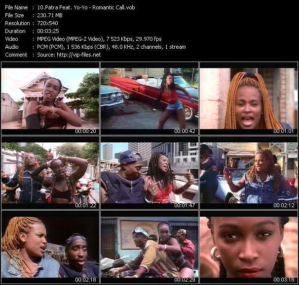 video Romantic Call screen