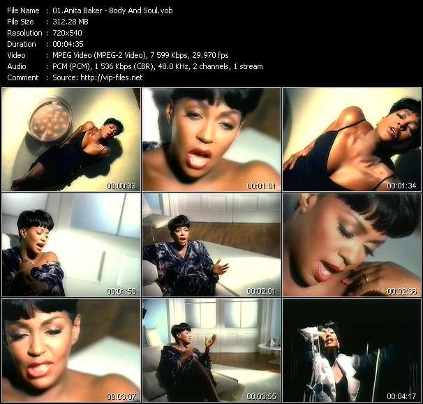 Anita Baker video screenshot