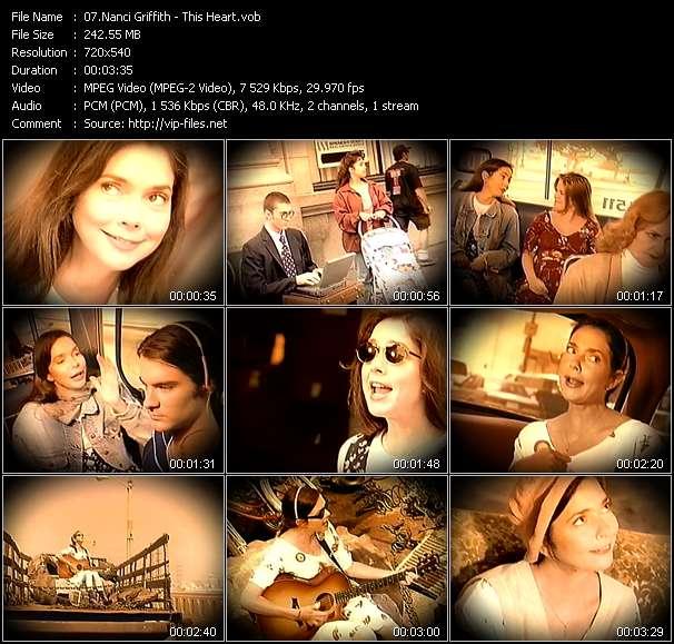 Nanci Griffith video screenshot