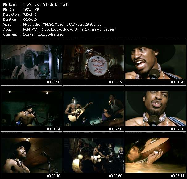Outkast video screenshot