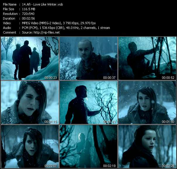 Afi video screenshot