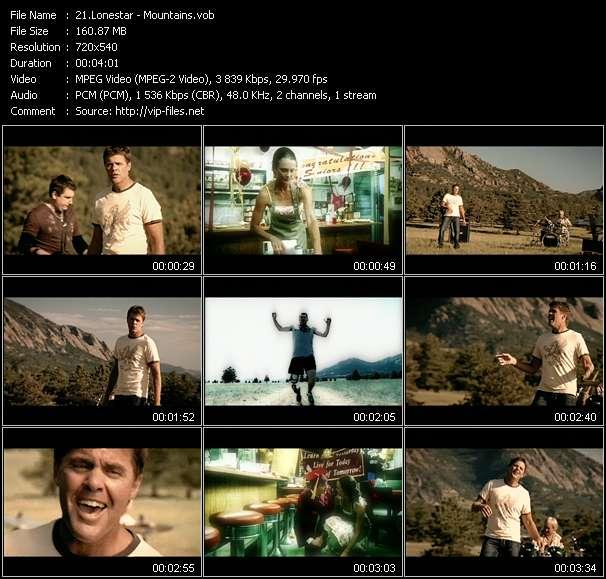 Lonestar video screenshot