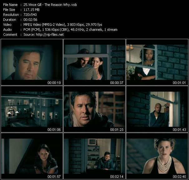 Vince Gill video screenshot