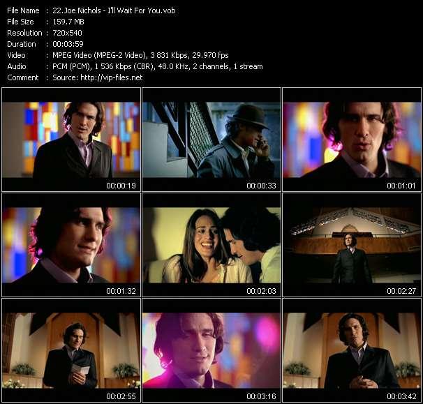 Joe Nichols video screenshot