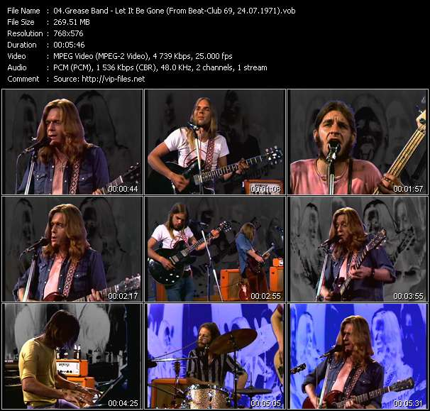 Grease Band video screenshot