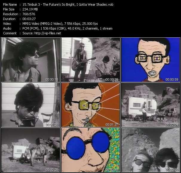 Timbuk 3 video screenshot