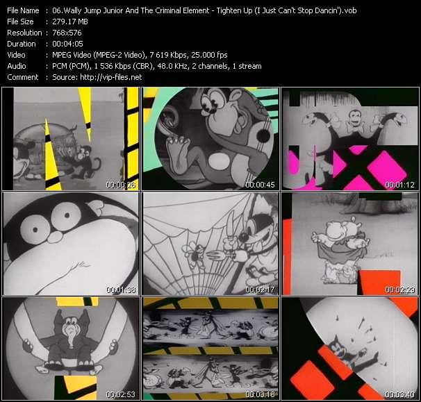 Wally Jump Junior And The Criminal Element video screenshot