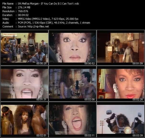 Meli'sa Morgan video screenshot