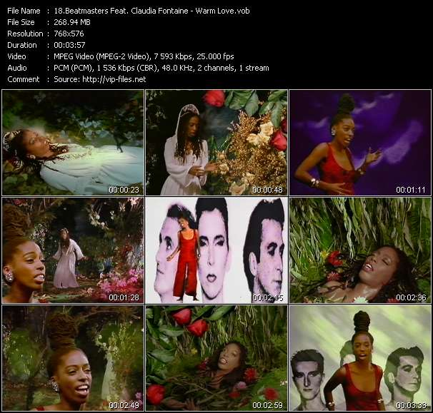 Beatmasters Feat. Claudia Fontaine video screenshot