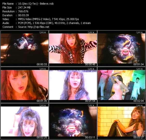 Qtex (Q-Tex) video screenshot