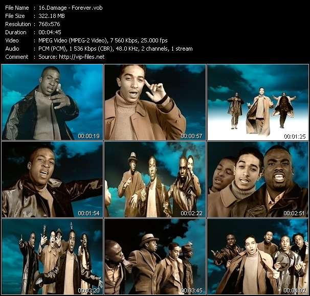 video Forever screen