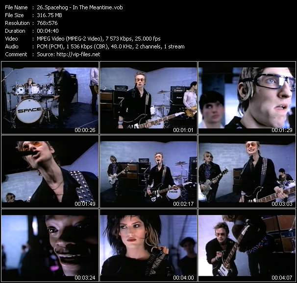 Spacehog video screenshot