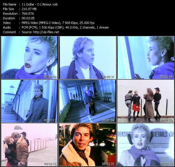 Dollar video screenshot