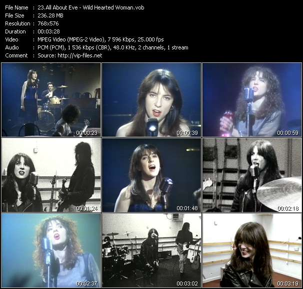 All About Eve video screenshot