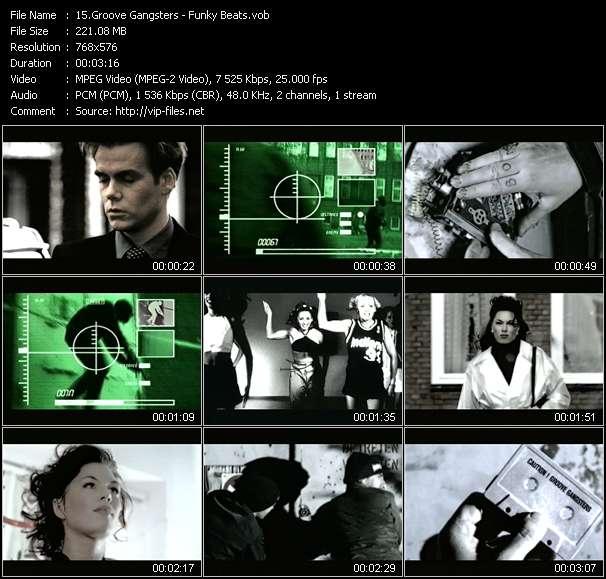 video Funky Beats screen