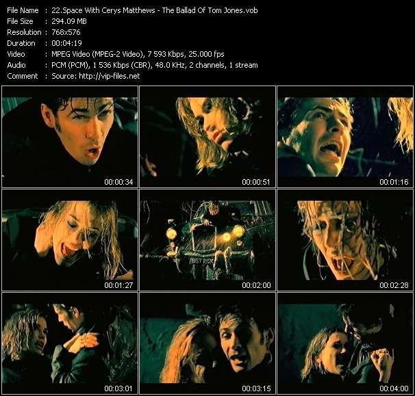 video The Ballad Of Tom Jones screen