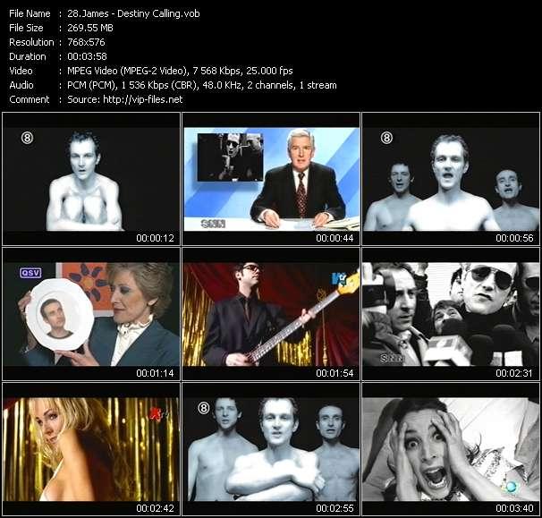 video Destiny Calling screen
