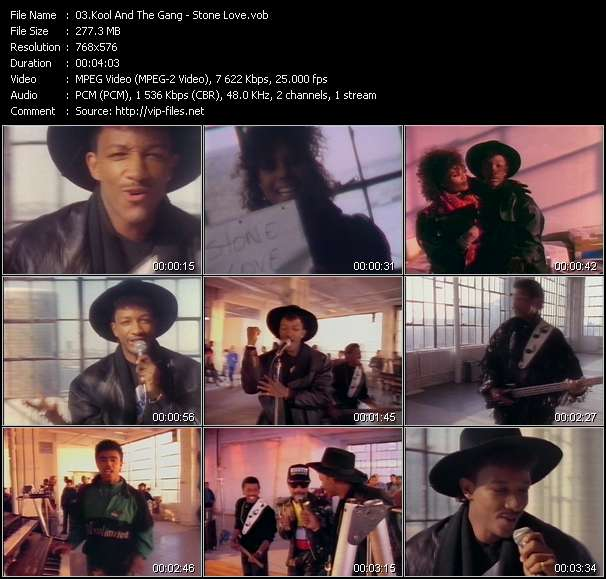 Kool And The Gang video screenshot