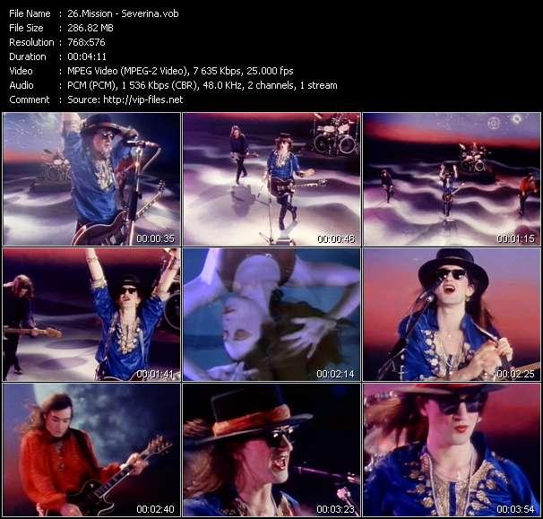 Mission video screenshot