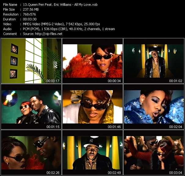 Queen Pen Feat. Eric Williams video screenshot