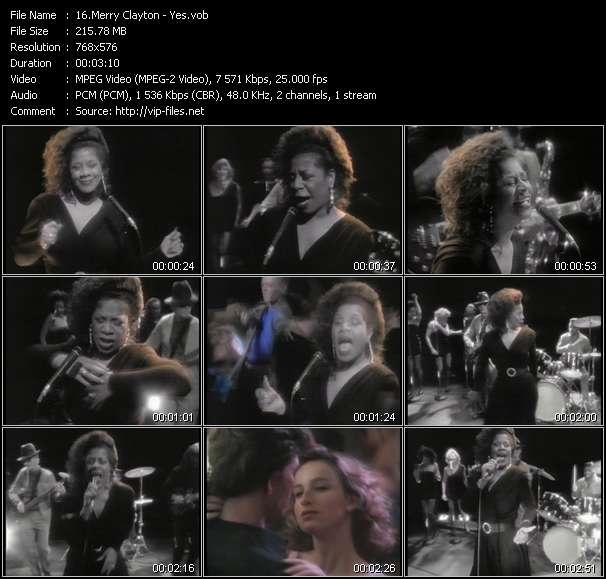 Merry Clayton video screenshot