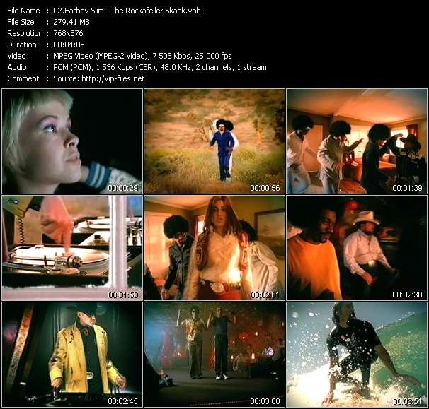 Fatboy Slim video screenshot