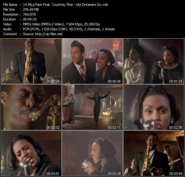 Mica Paris Feat. Courtney Pine video screenshot