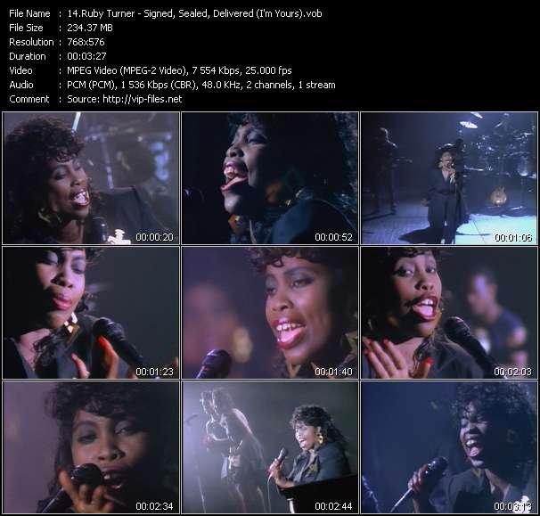 Ruby Turner video screenshot