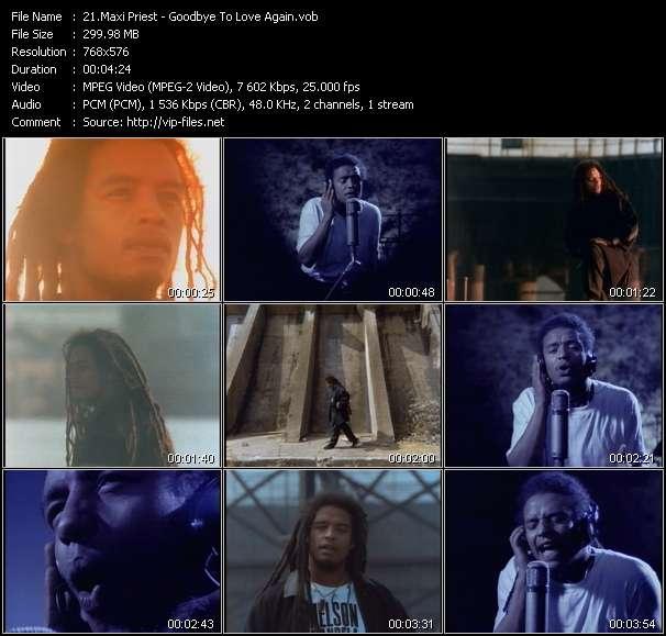 Maxi Priest video screenshot