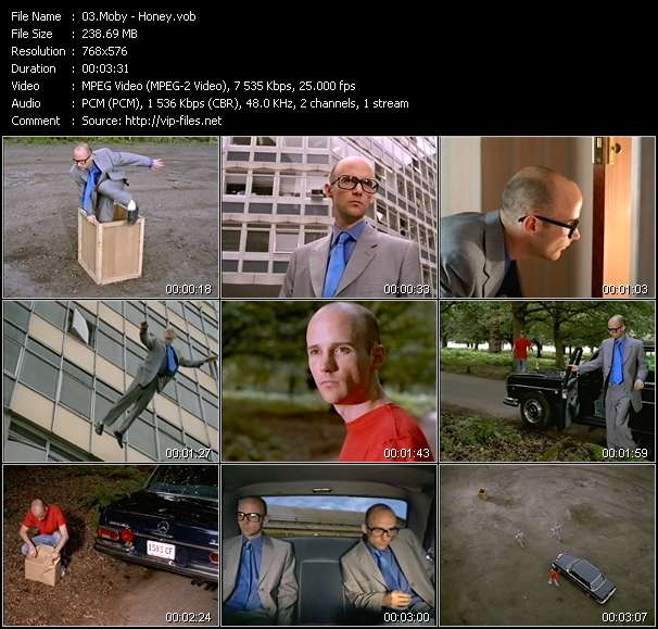 Moby video screenshot