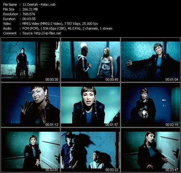 Deetah video screenshot