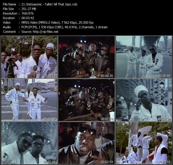 Stetsasonic video screenshot