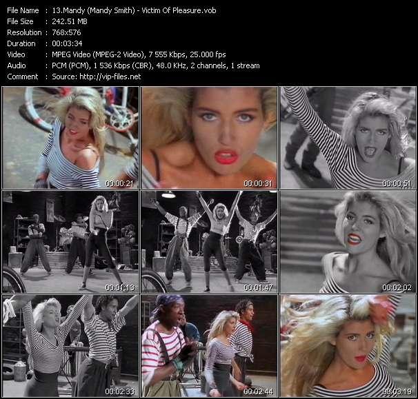 Mandy (Mandy Smith) video screenshot