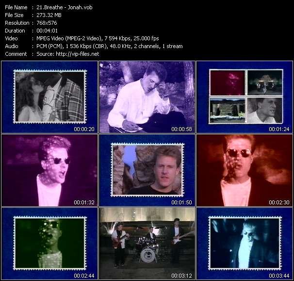 video Jonah screen