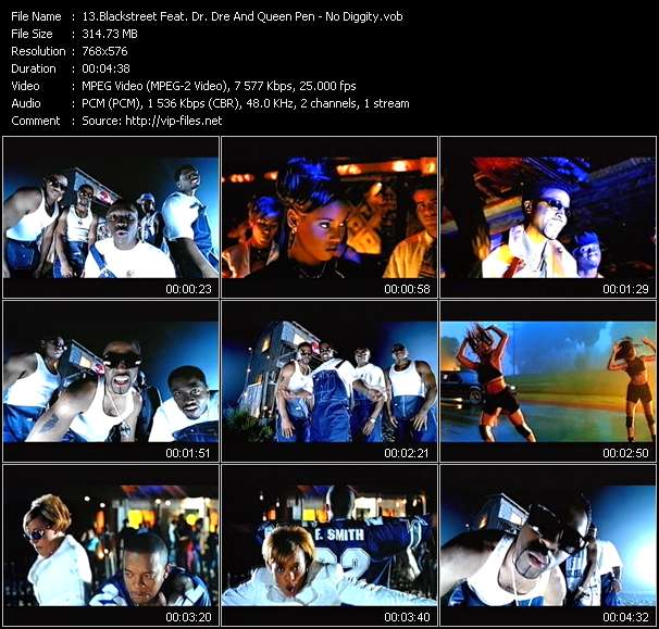 Blackstreet Feat. Dr. Dre And Queen Pen video screenshot