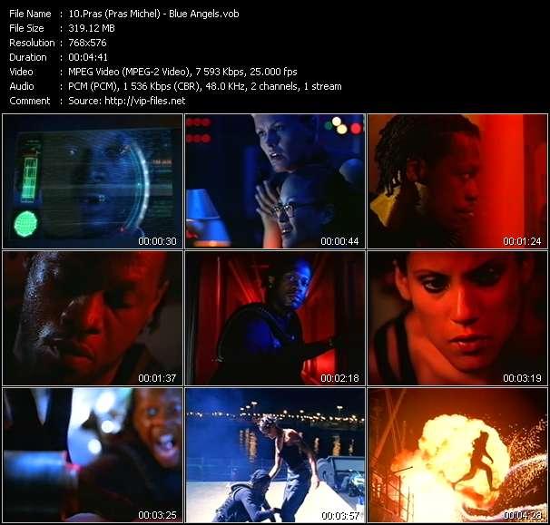 video Blue Angels screen