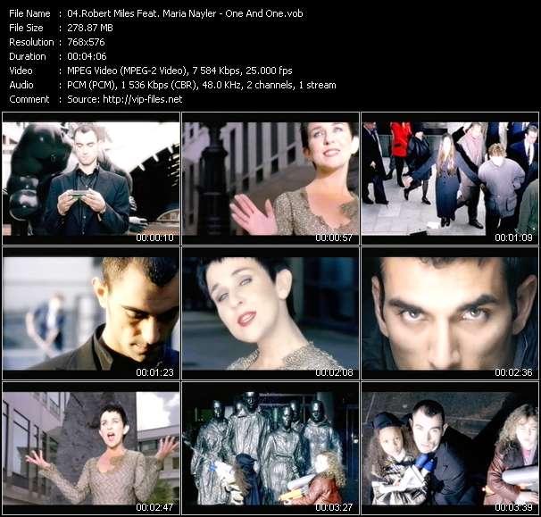 Robert Miles Feat. Maria Nayler video screenshot
