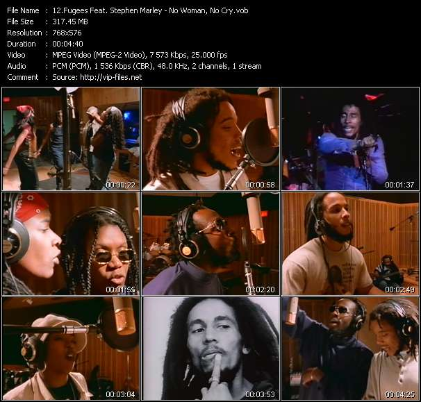 Fugees Feat. Stephen Marley video screenshot