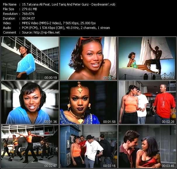 Tatyana Ali Feat. Lord Tariq And Peter Gunz video screenshot