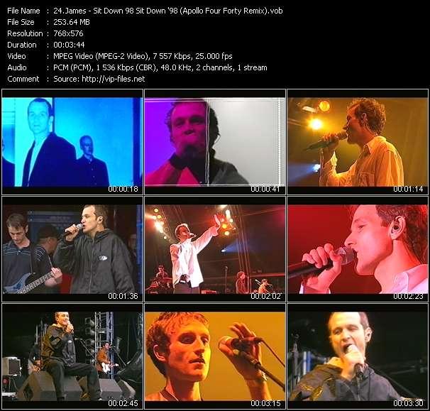 video Sit Down 98 Sit Down '98 (Apollo Four Forty Remix) screen