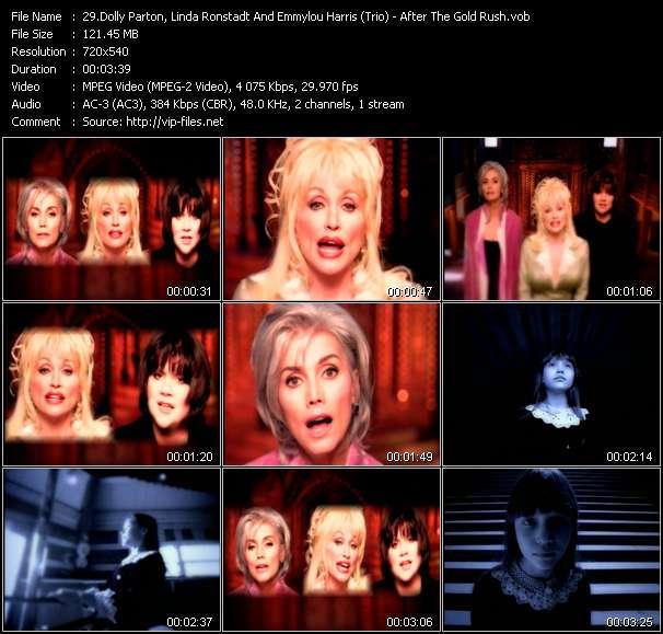 Dolly Parton, Linda Ronstadt And Emmylou Harris (Trio) video screenshot