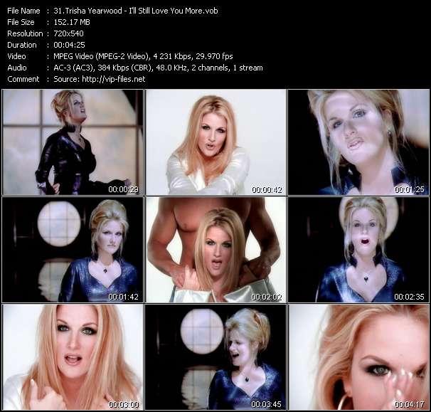 Trisha Yearwood video screenshot