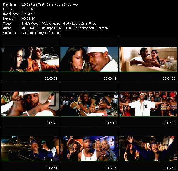 Ja Rule Feat. Case video screenshot