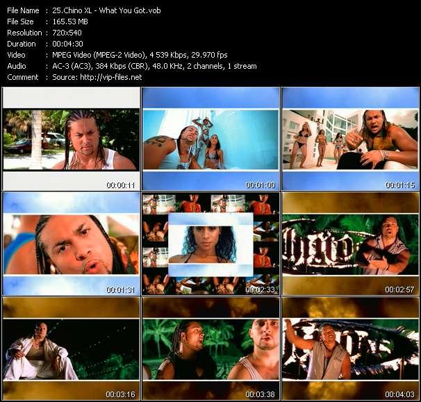 Chino XL video screenshot