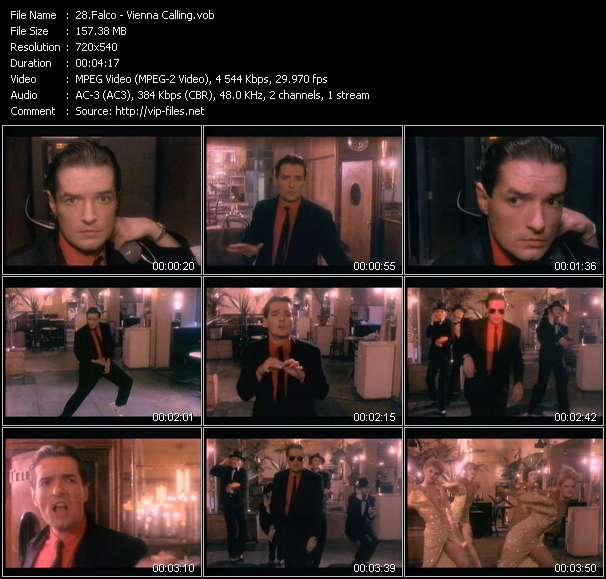 Falco video screenshot