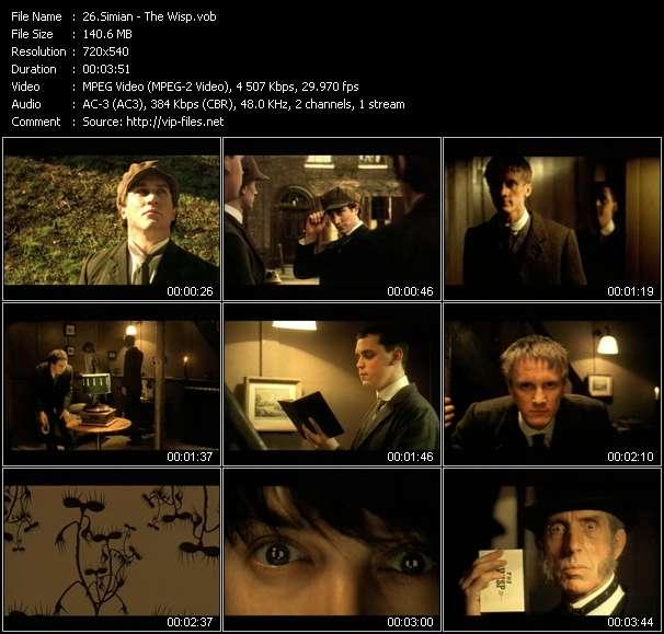 Simian video screenshot