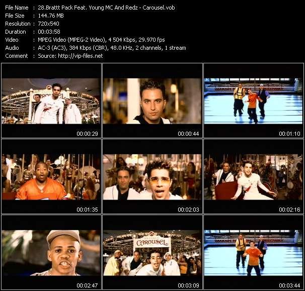 Brattt Pack Feat. Young MC And Redz video screenshot