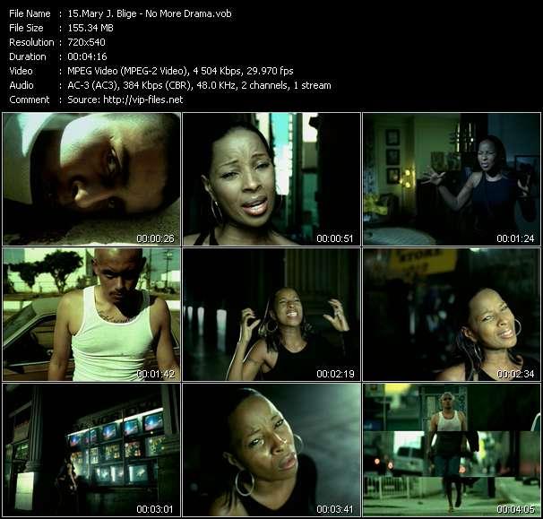 video No More Drama screen