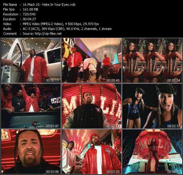 Mack 10 video screenshot