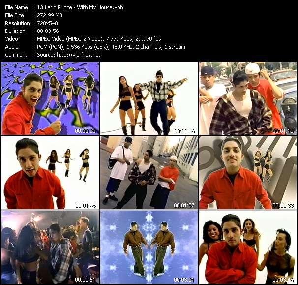 Latin Prince video screenshot
